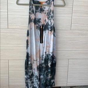 Anama Tie Dye Romper Shorts